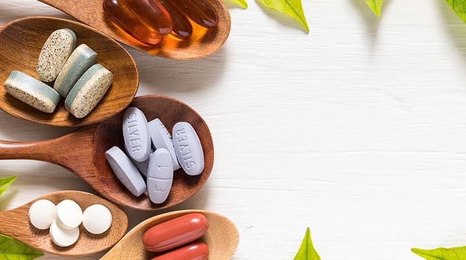 Nyári vitamin és ásványi anyag fogyasztás