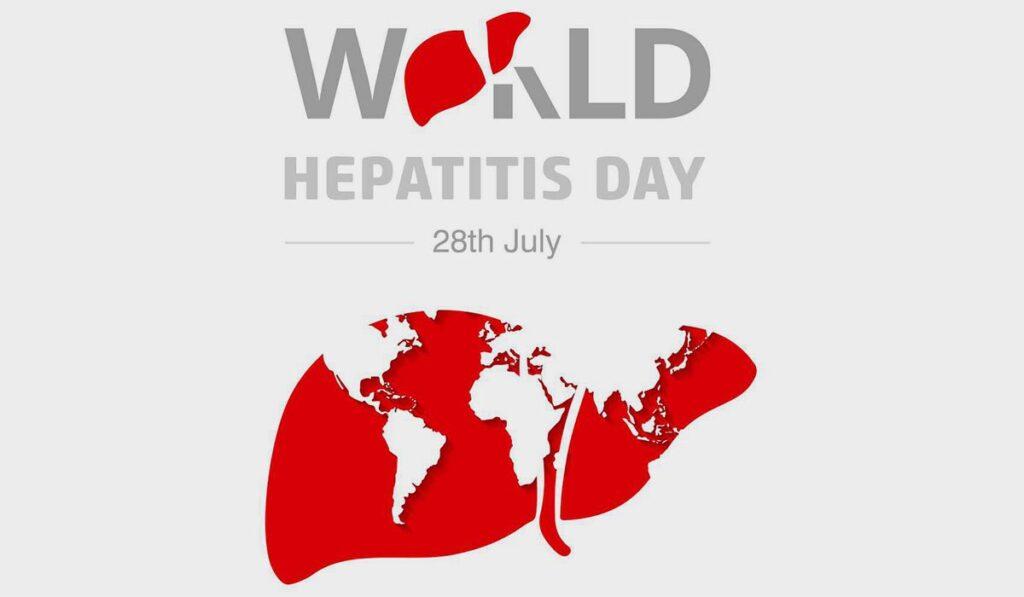 A hepatitis világnapja (július 28.)