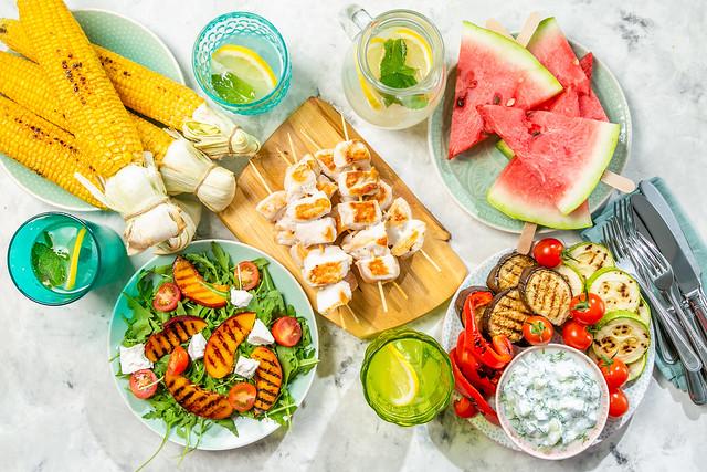 Hogyan táplálkozzunk a meleg nyári napokon?